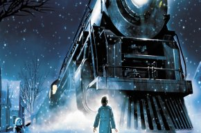 The Polar Express at the Grange