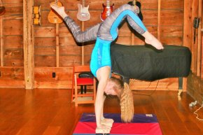 Acrobatics for Teens and Tweens (summer)