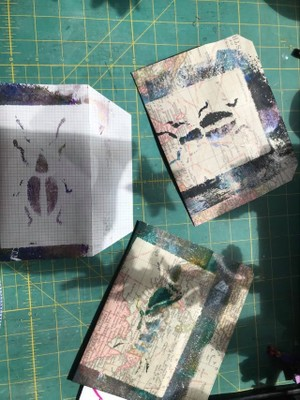 mail art envelopes