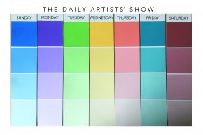 ArtisTree Daily Artists Exhibit 2018