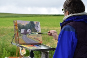5 Great Reasons To Try Plein Air Painting