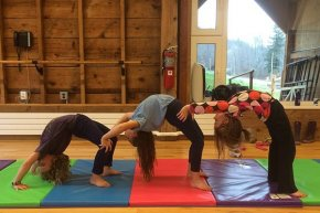 Acrobatic Arts: Rising Stars (Primary Level-Level 2)