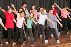 Musical Theatre for Middle School