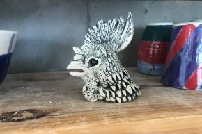 Ceramics: Our Feathered Friends