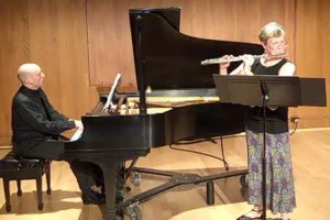 Debussy: A 100 Year's Celebration with Matthew Odell & Leslie Stroud