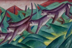 Franz Marc's Wild Animals (9-12)