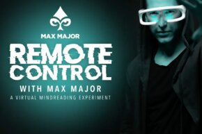Enjoy In the Box Entertainment: REMOTE CONTROL WITH MAX MAJOR
