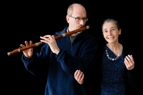 Claire Boucher and Brad Hurley: Traditional Songs and Dances from Brittany