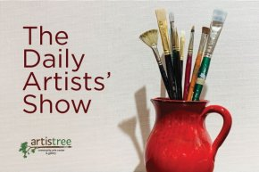 ArtisTree Daily Artists Exhibit from 2019