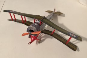 Model Making: Historic Biplanes