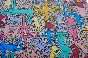 Bold Lines and Mural Design: The World of Keith Haring