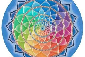 Creativity at Home: Mandalas