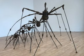 Louise Bourgeois' Spiders